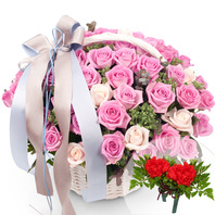 꽃바구니(꽃행복348호)
